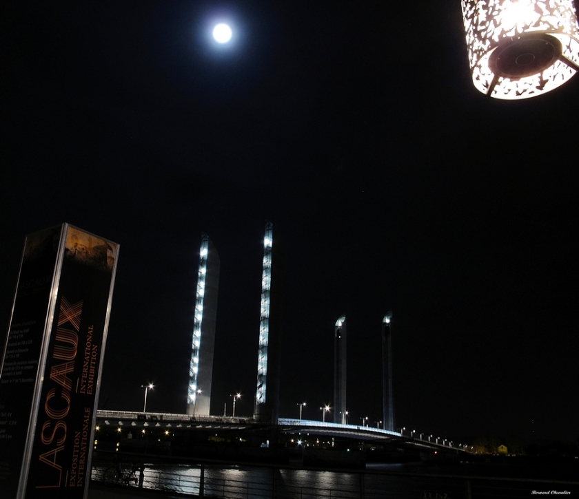 Pont levant-Bordeaux