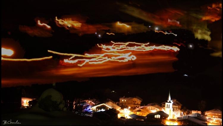 ma photo23-Crest descente aux flambeaux